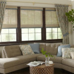 Family Room Soft Treatments