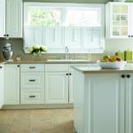 shutters over kitchen sink
