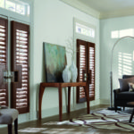 shutters in living space