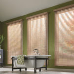 Faux Wood Blinds Spa