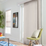 Vertical Blinds Room