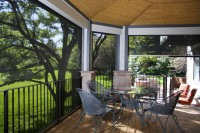 exterior solar screen shades